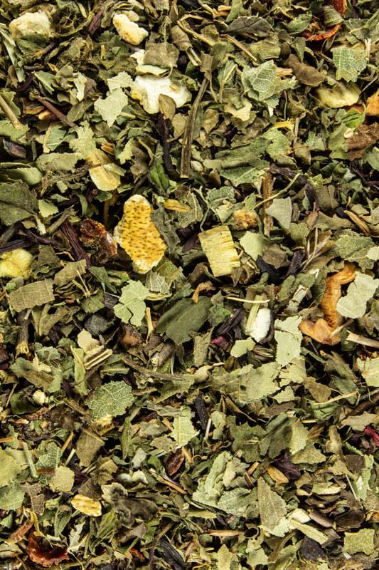 herbaslim tee inhaltsstoffe